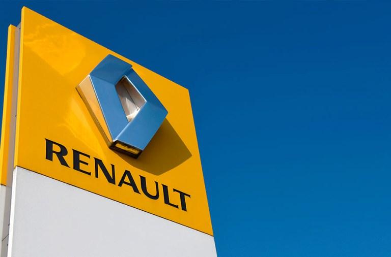 Renault decreta férias coletivas