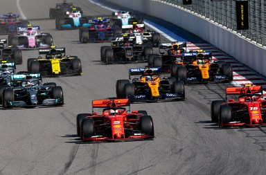 Novas regras Fórmula 1 2022