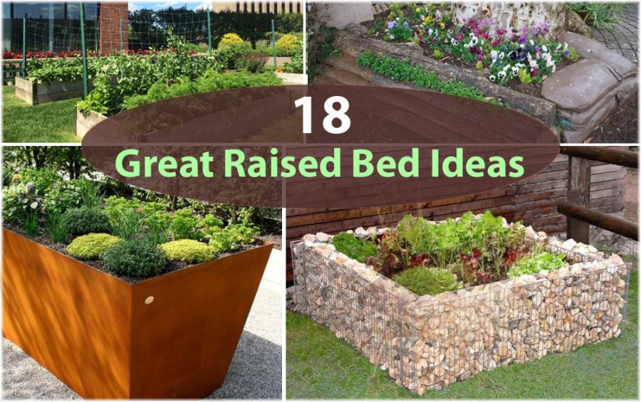 raised bed ideas   Balcony Garden Web raised bed ideas
