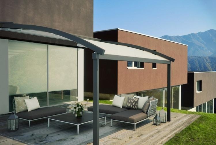 Modern Pergola Design Ideas