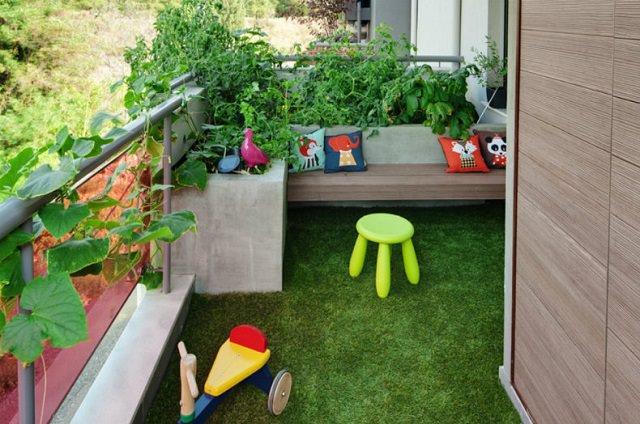 Small Area Garden Design Ideas
