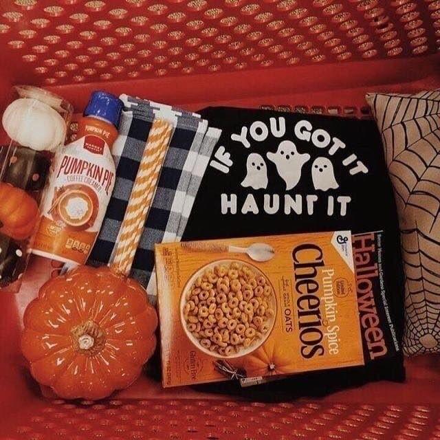halloween candies aesthetic