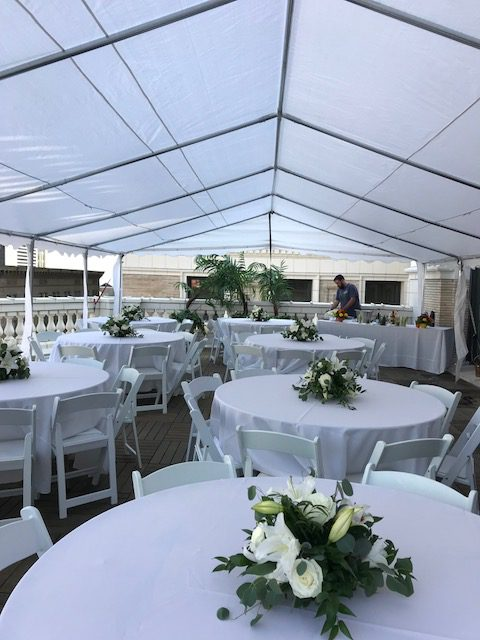 Balcony West Events
