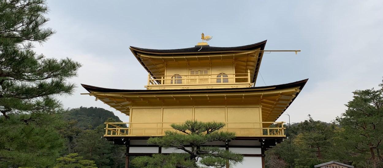 Golden Pagoda (Kinkaku-Ji)