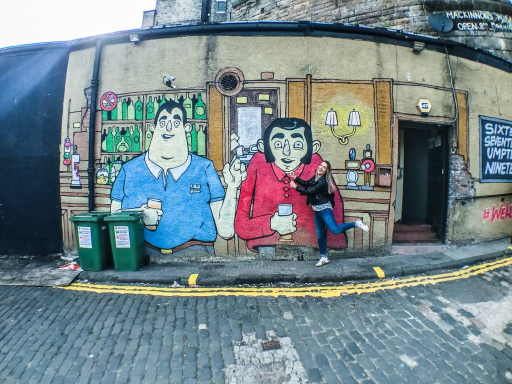 Glasgow Murals - New Dsicovery