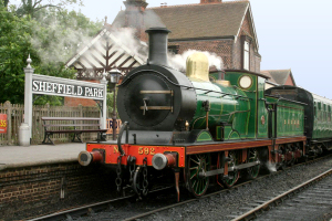 Podcast The Bluebell Railway The Bald Explorer