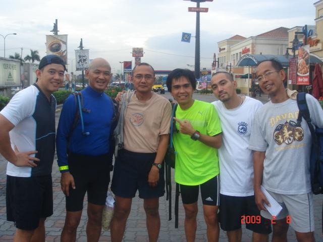 Rico, BR, Ben, Jerry, Arman & Rollie