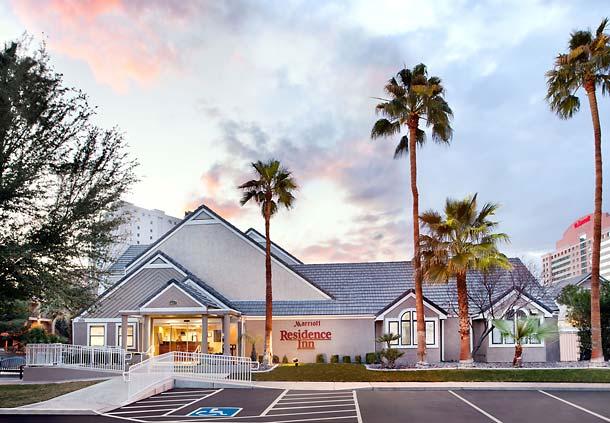 Marriott Residence Inn Las Vegas Convention Center