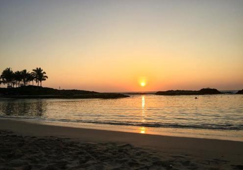 Marriott Ko Olina sunset