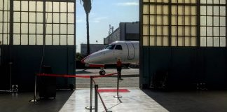 JetSuiteX Burbank almost time to board
