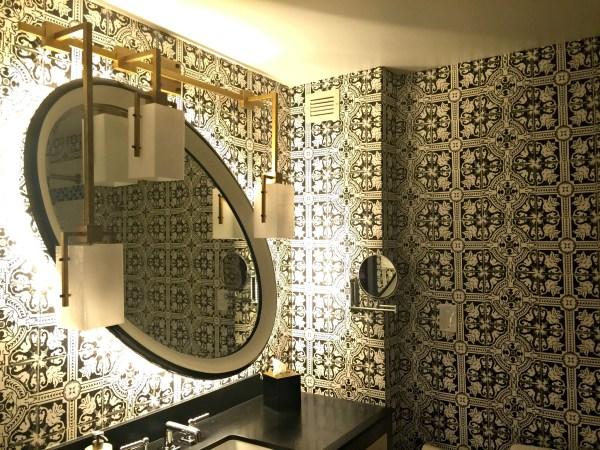 Kimpton Solamar Virtuoso Suite bathroom
