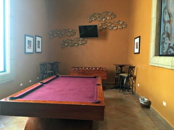 Worldmark by Wyndham Coral Baja pool table