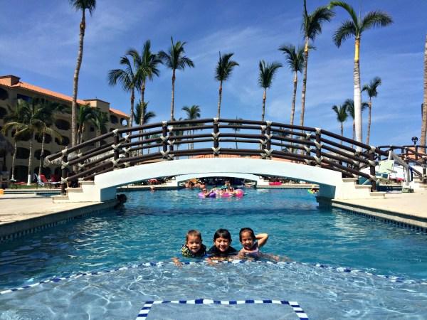 Worldmark by Wyndham Coral Baja pool
