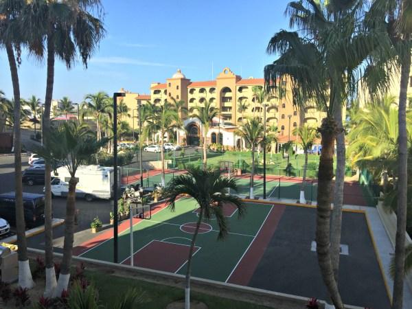 Worldmark by Wyndham Coral Baja view from balcony