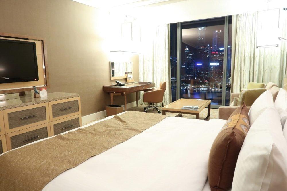 Marina Sands Bay City View Room