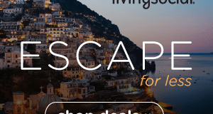 LivingSocial promo codes escape for less