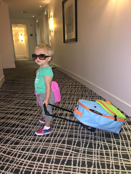 Kimpton EPIC SkipHop best travel suitcase for kids