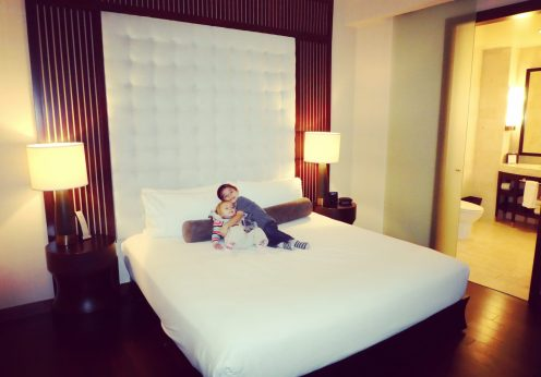 Kimpton Palomar San Diego Premier Suite bedroom