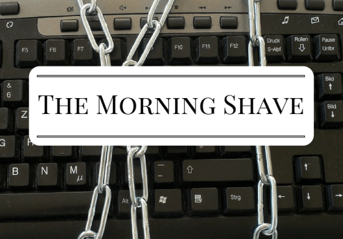 The Morning Shave 2017-01-15
