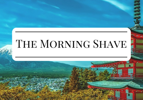 The Morning Shave 2017-01-20