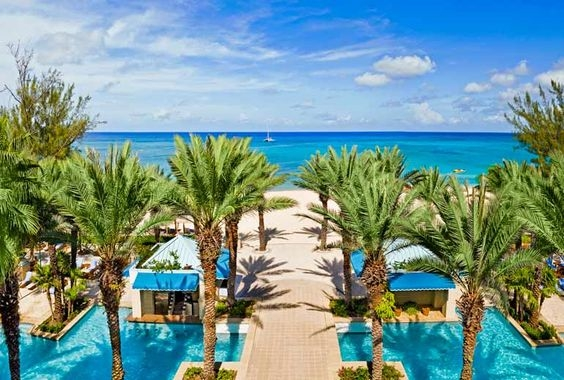 Westin Grand Cayman Seven Mile Beach pool