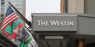 Westin Seattle Front