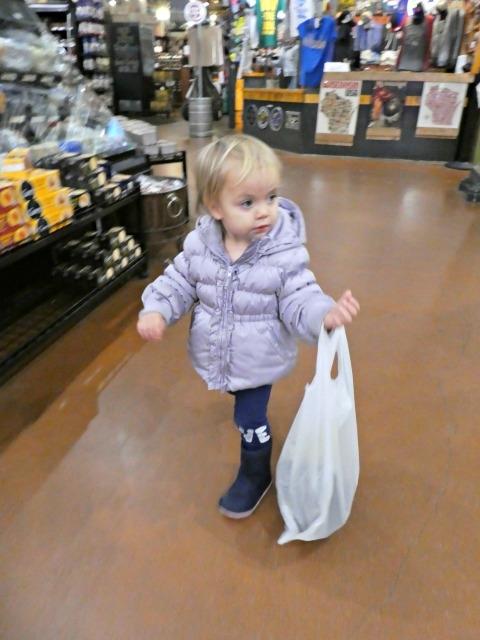 Milwaukee Public Market Scarlett shopping