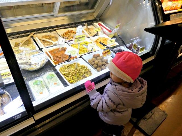 Milwaukee Public Market food choices