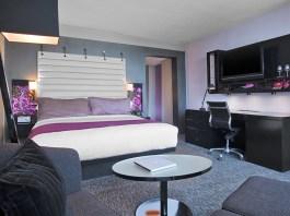 W Atlanta Midtown Hotel Wonderful King room