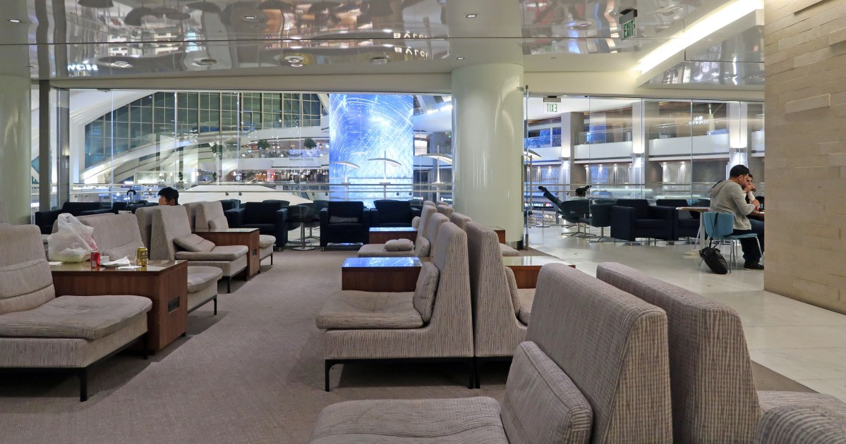 Lounge Review: Korean Airlines KAL lounge at LAX