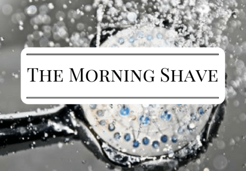 The Morning Shave 2017-03-18