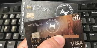 Best Hilton credit card