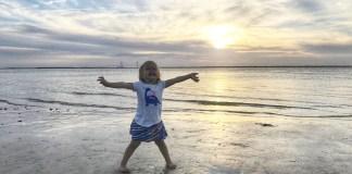 Jekyll Island Scarlett beach