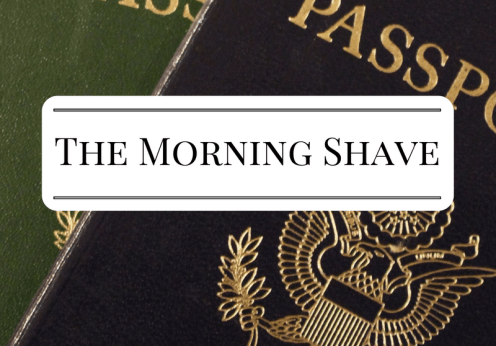 The Morning Shave 2017-06-06