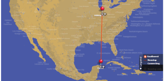 Southwest Airlines Indianapolis to Cancun