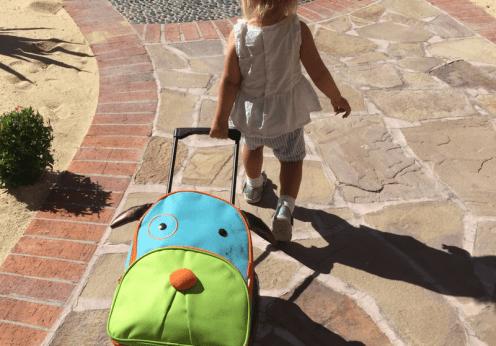 Sandos Finisterra Scarlett suitcase square