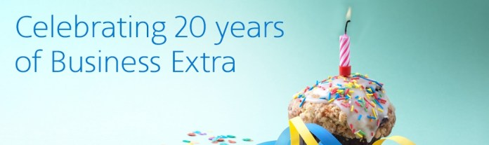 American Airlines Business Extra 20 year promotion 1010x300_Hero_BX20