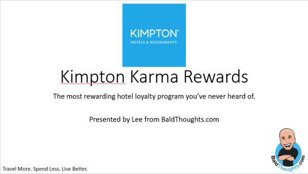 Chicago Seminars Kimpton presentation cover page