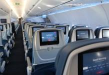Delta A321 interior 3