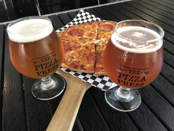 The Pizza Press August 2017