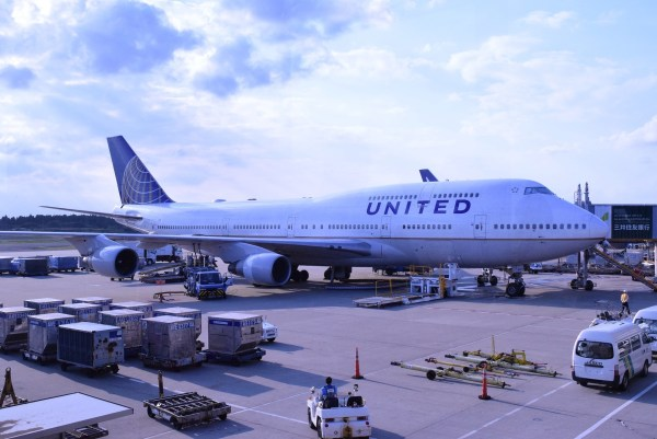 United Airlines airplane-1155134_1920