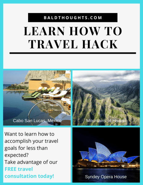 Learn how to travel hack