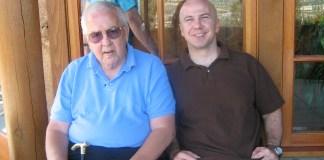 Lee & Jim October 2007