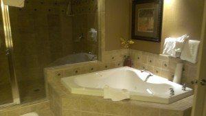 Worldmark Indio Primary Master Bath