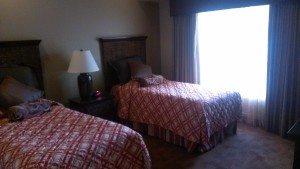 Worldmark Indio third bedroom
