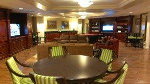 Hilton Grand Vacations Suites on the Las Vegas Strip lounge