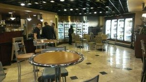 Hilton Grand Vacations Suites on the Las Vegas Strip store & cafe