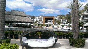 Diamond Resorts Cabo Azul pool view