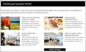 Hyatt Ziva Los Cabos plan your perfect stay