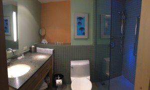 La Concha Renaissance bathroom